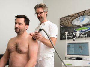 Stosswellentherapie Vimos Orthopädie