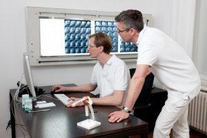 Unfallarzt Felix Borchardt & Tom Göhre
