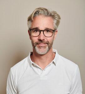 Schulterspezialist Tom Göhre
