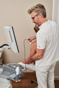 Ultraschall in der Praxis VIMOS Orthopädie