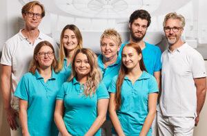 Team Vimos Orthopädie